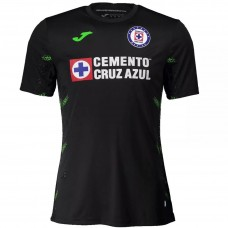 Cruz Azul Goalkeeper Black Shirt 2020 2021