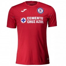 Cruz Azul Goalkeeper Red Shirt 2020 2021