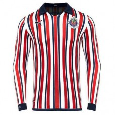 Chivas Home Rep Long Sleeve CWC Jersey 18/19