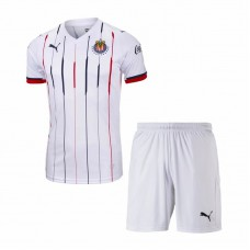 PUMA Chivas Away Kit 18/19 - Kids