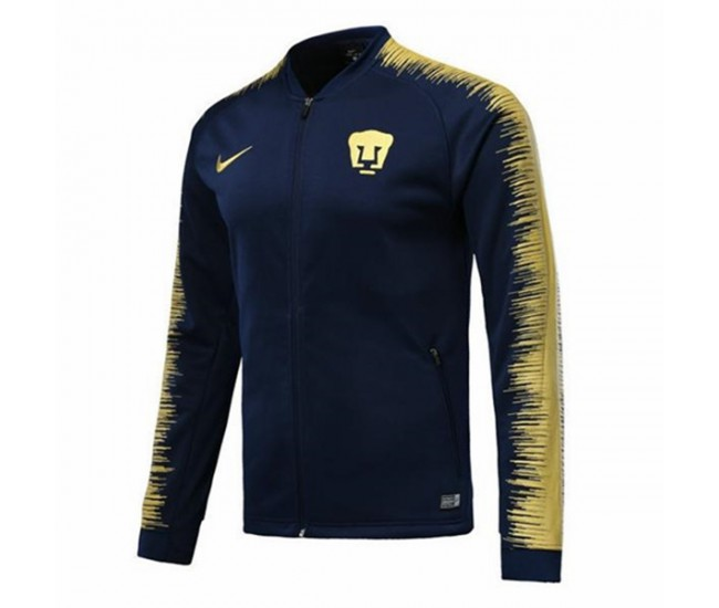 Pumas Blue Anthem Jacket 2018/19