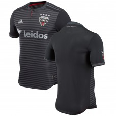 Men's D.C. United adidas Black 2018 Primary Jersey