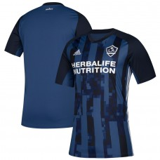 Men's LA Galaxy adidas Navy 2019 Secondary Replica Team Jersey