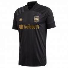 LAFC adidas Black 2020 Primary Jersey