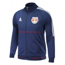 New York Red Bulls Blue Anthem Full Zip Jacket
