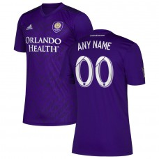 Men's Orlando City SC adidas Purple 2019 Bring The Noise Custom Jersey