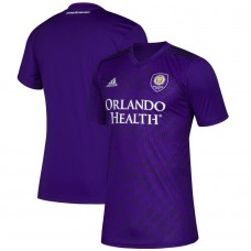 Men's Orlando City SC adidas Purple 2019 Bring The Noise Team Jersey