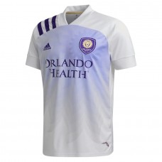 Men's Orlando City SC adidas White 2020 Heart and Sol Jersey