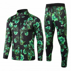 Nigeria Green Training Technical Soccer Tracksuit 2018/19