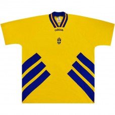 Sweden Adidas Training Jersey 1994-96