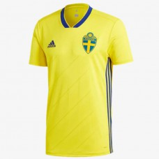 Sweden Home Jersey 2018