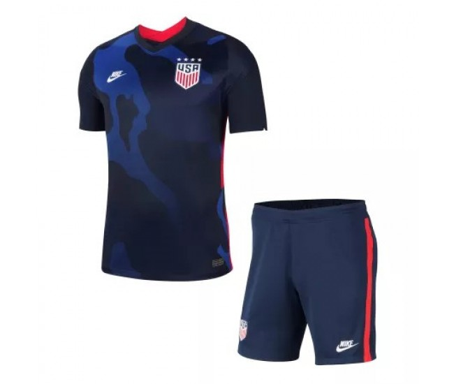 USMNT 2020 Away Kit -Kids