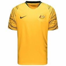 Australia National Team Nike 2018 Home Jersey