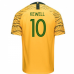 Australia National Team Nike 2018 Home Jersey (Kewell 10)