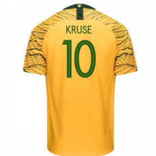 Australia National Team Nike 2018 Home Jersey (Kruse 10)