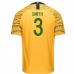 Australia National Team Nike 2018 Home Jersey (Smith 3)