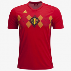 Belguim National Team Adidas 2018 Home Jersey
