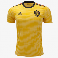 Belguim National Team Adidas 2018 Away Jersey