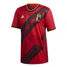 Belguim National Team Adidas 2020 2021 Home Jersey