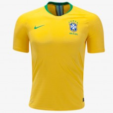 Brazil Authentic 2018 Home Jersey