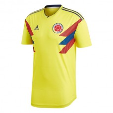 Colombia National Team adidas 2018 Authentic Home Jersey