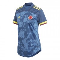 Colombia Away Soccer Jersey 2020 2021 - Women