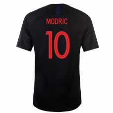Croatia 2018 Away Jersey (Modric 10)