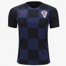 Croatia 2018 Away Jersey