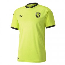 Czech Republic Away Puma Football Shirt 2020 2021