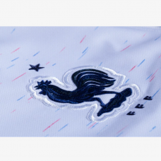 France 2018 Away Long Sleeve Jersey