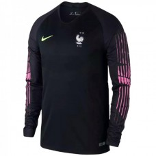 France Goalkeeper Long Sleeve Jersey 2018