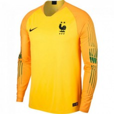 France 2018 Goalkeeper Long Sleeve Jersey