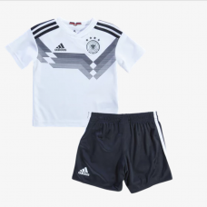 Germany 2018 World Cup Home Kit - Kids