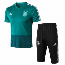 Germany Green Presentation Training Soccer Short Tracksuit 2018/19