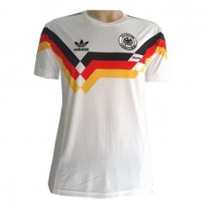 Germany Retro Home Jersey 1990