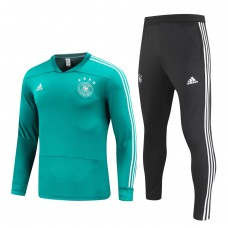 Germany Presentation Training Soccer Tracksuit 2018/19 - Kids