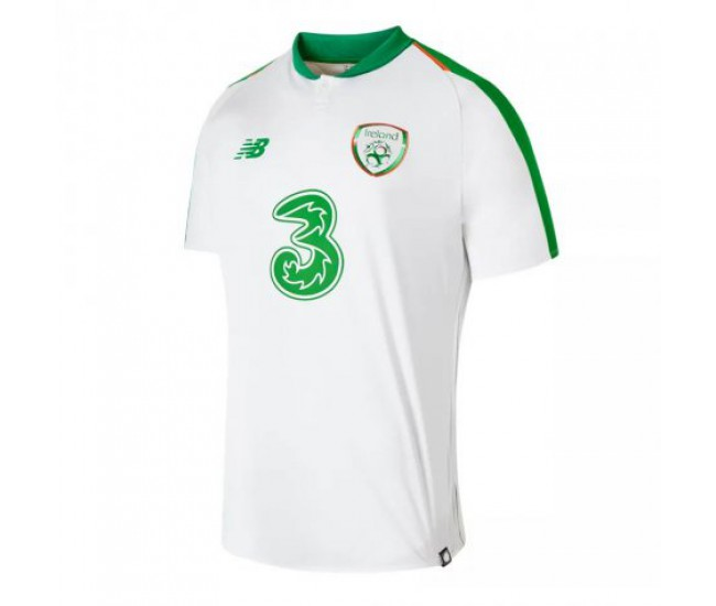 2018-2019 Ireland New Balance Away Jersey