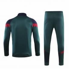 Italy Green Presentation Soccer Tracksuit 2019 2020