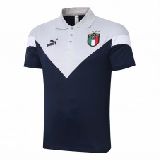Italy Puma Football Polo Shirt 2020