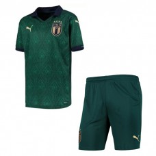 Italy Third Kit 2019 2020 - Kids