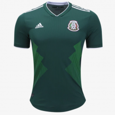 Mexico 2018 Authentic Home Jersey