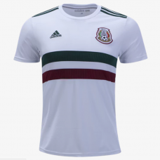 Mexico 2018 Authentic Away Jersey