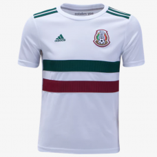 Mexico 2018 Away Jersey