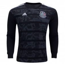 Mexico Long Sleeve Home Jersey 2019