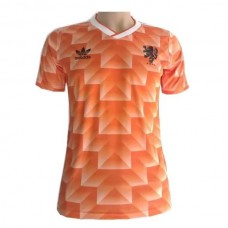 Netherlands National Team Retro Home Jersey 1988