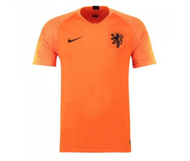 Netherlands Home Jersey 2018 2019