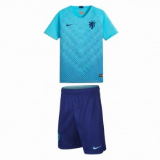 Netherlands Away Kit 2018/19 - Kids
