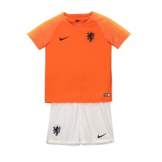 Netherlands Home Kit 2018/19 - Kids