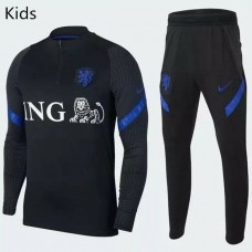 Netherlands Training Technical Football Tracksuit Kids 2021