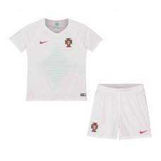 Portugal 2018 Away Kit - Kids